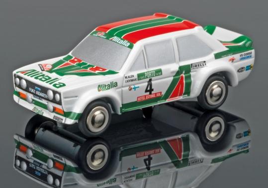 Schuco Fiat Abarth 4 Alitalia Rallye Portugal 1987